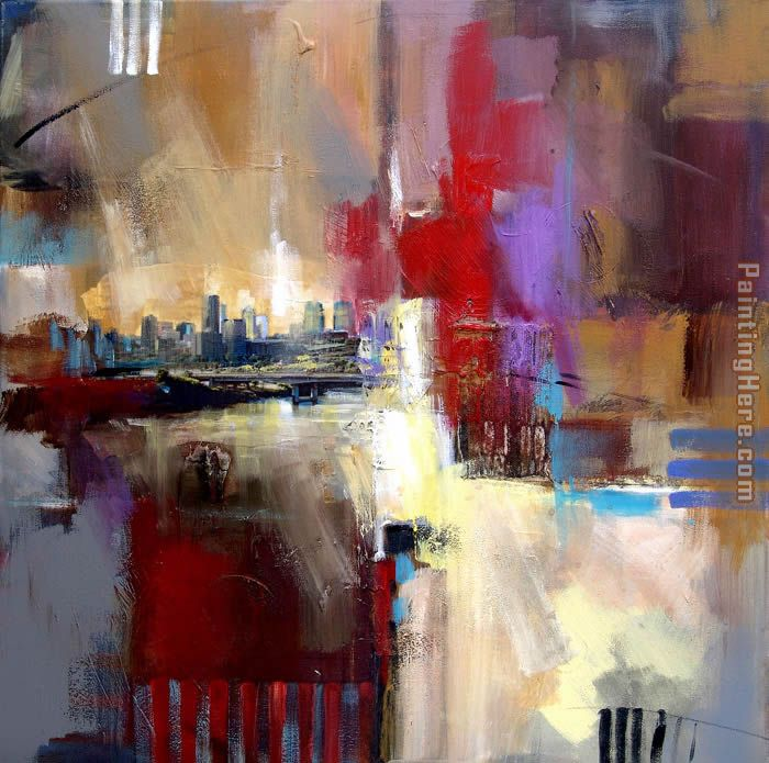 Anna Razumovskaya Sounds of City 2