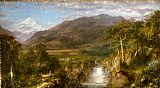 Frederic Edwin Church The Heart of the Andes