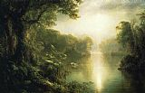 Frederic Edwin Church The River of Light