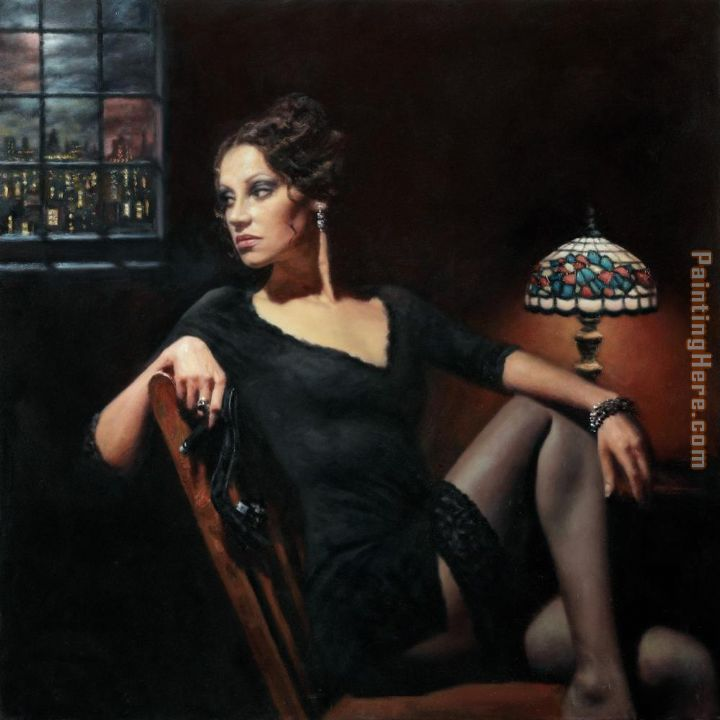 Hamish Blakely The Night Is Hers