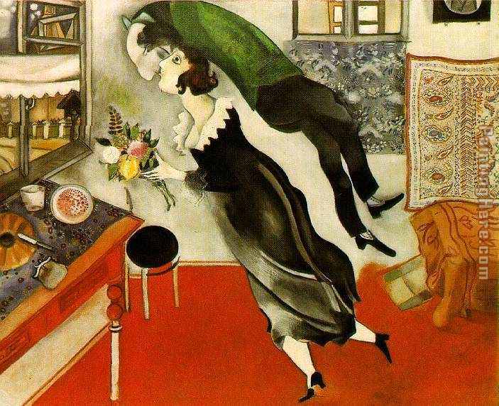 Marc Chagall Birthday