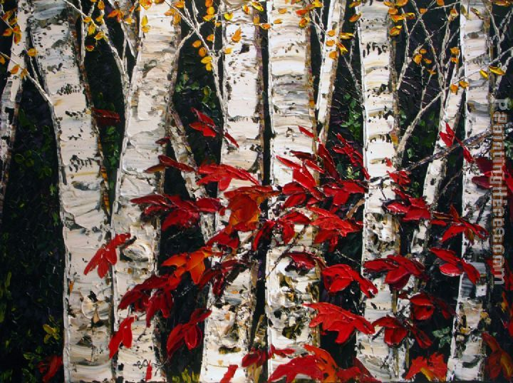 Maya Eventov Canadian Fall