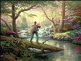 Thomas Kinkade It doesn't get much better