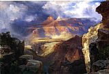 Thomas Moran A Miracle of Nature