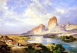 Thomas Moran Green River, Wyoming