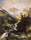 Thomas Moran Mountain of the Holy Cross