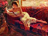 Vladimir Volegov The Red Couch