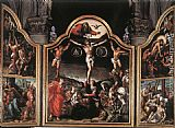 Bernaert van Orley Altarpiece of Calvary