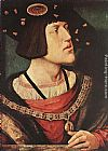 Bernaert van Orley Portrait of Charles V
