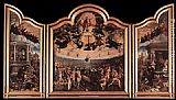 Bernaert van Orley The Last Judgment