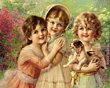 Emile Vernon Best of Friends