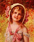 Emile Vernon The Cherry Bonnet