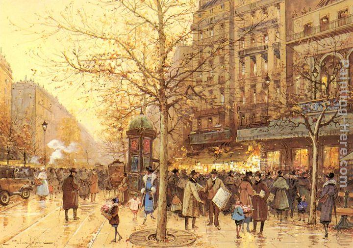 Hotel Renoir Paris