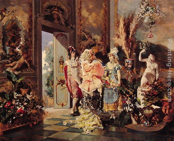 Rococostijl 1720  1775  Kunst en Cultuur Geschiedenis