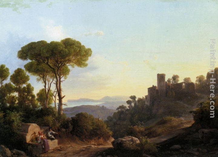 Classical Landscape Painting Manufacturer, Supplier