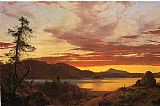 Frederic Edwin Church Sunset