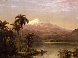 Frederic Edwin Church Tamaca Palms