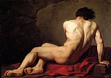 Male Nude known as Patroclus