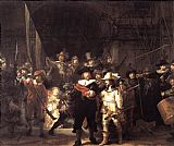 Rembrandt night watch