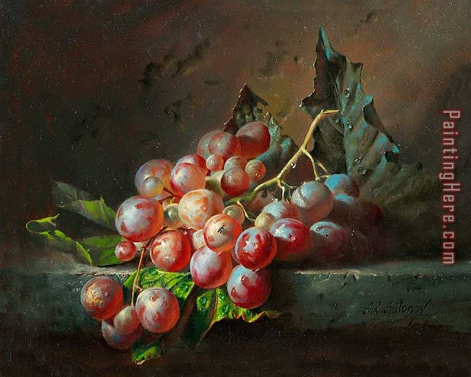 Alexei Antonov Wet Grapes